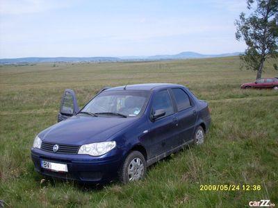 second-hand Fiat Albea taxa0
