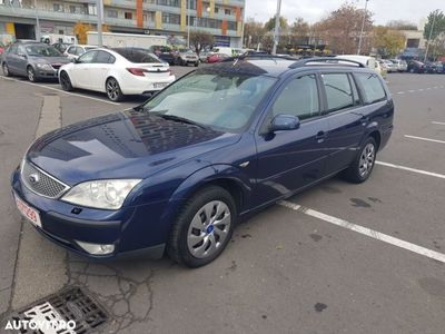 second-hand Ford Mondeo Wagon