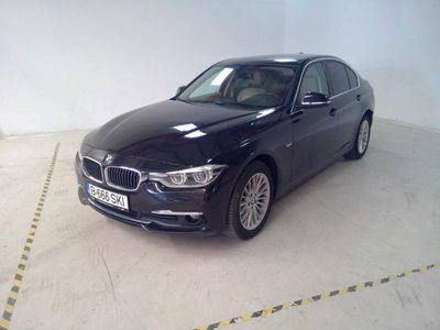 second-hand BMW 320 3 Serie d Aut. xDrive, Luxury Line
