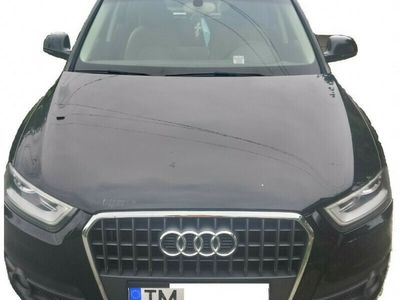 second-hand Audi Q3 2.0 TFSI benzina, 170CP, 4x4 automata, Xenon, trapa