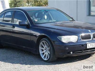second-hand BMW 730 e65 d, 3.0 diesel, an 2004