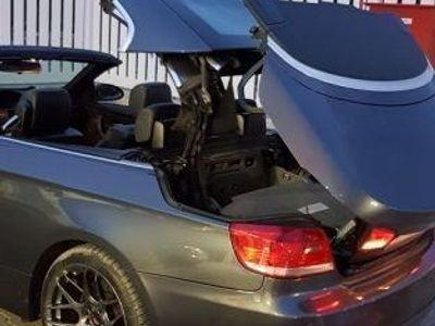 second-hand BMW 320 Cabriolet i M-Packet