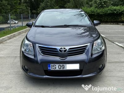 second-hand Toyota Avensis fab.2010 / 2.0 D4D 126 cp KM REALI ,