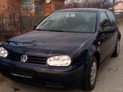 second-hand VW Golf IV 1.4 euro 4