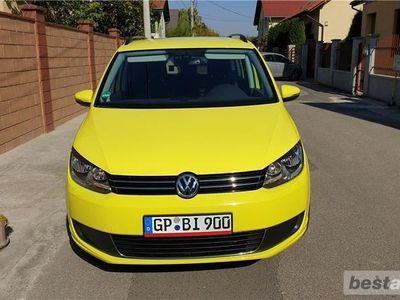 second-hand VW Touran 2.0 TDI 140 CP EURO 5 An 2014 adus recent Germania.