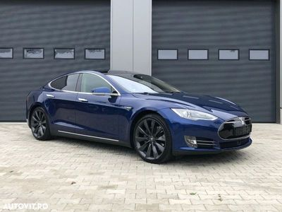 second-hand Tesla Model S 85D