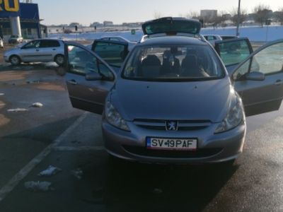 second-hand Peugeot 307 sw