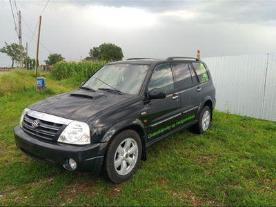 second-hand Suzuki Grand Vitara XL an 2005 2,0 tdi utilitar
