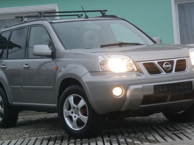 second-hand Nissan X-Trail 4x4 TRAPA PANORAMICA / INCALZIRE IN SCAUNE