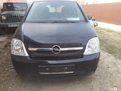 second-hand Opel Meriva 2004