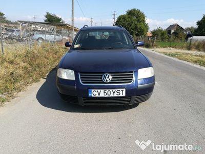 used VW Passat anul fabr 2003