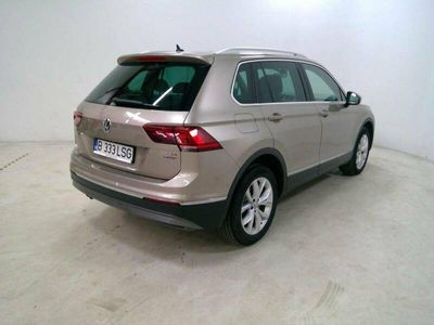 second-hand VW Tiguan 2.0 Tdi 190cp DSG 4motion Highline