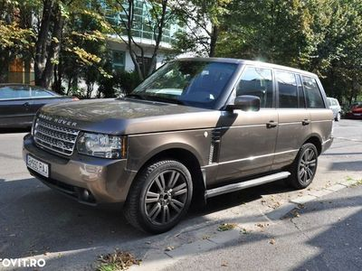 second-hand Land Rover Range Rover Vogue din 2012