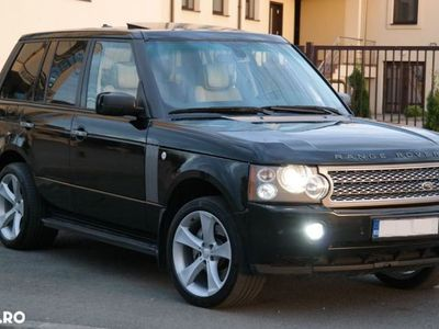 second-hand Land Rover Range Rover Vogue 44, 3.6 Hse V8 Diesel, an 2008