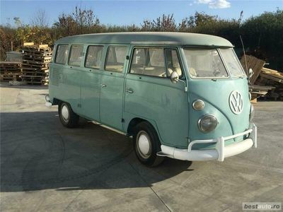second-hand VW T1