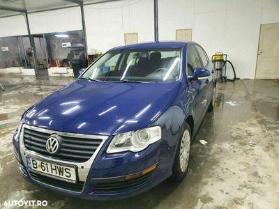 second-hand VW Passat 2.0