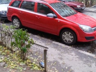 second-hand Opel Astra 2007