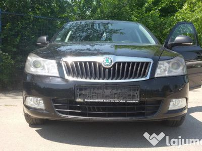 second-hand Skoda Octavia 2 facelift
