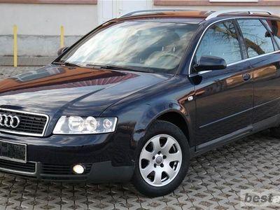 second-hand Audi A4 Avant, 1.9 TDI Diesel, an 2004