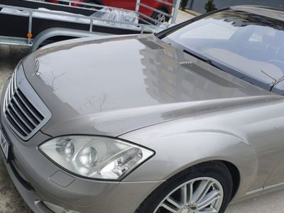 second-hand Mercedes S500 4matic