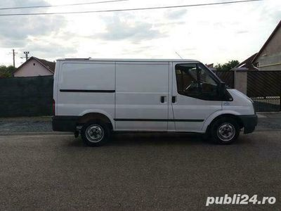 second-hand Ford Transit 2.2 Diesel 101 Cp 2012 Euro 5