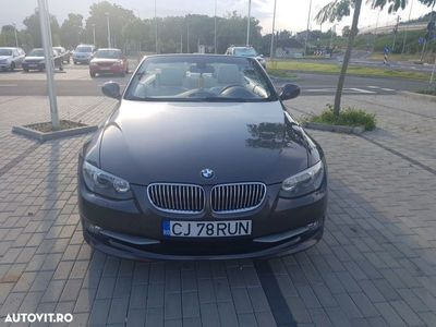 second-hand BMW 320 Cabriolet