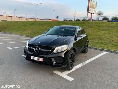 second-hand Mercedes GLE350 GLE Coupe