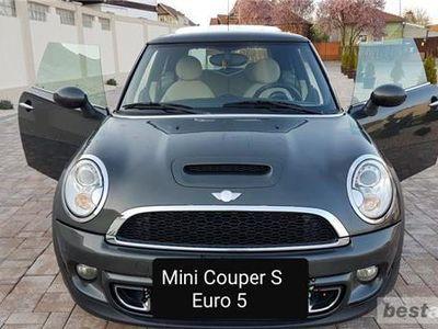 second-hand Mini Cooper S Coupé
