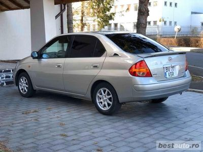second-hand Toyota Prius Hibrid,Fab 2001, 181000km,Automata,Euro4