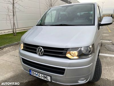 second-hand VW Caravelle