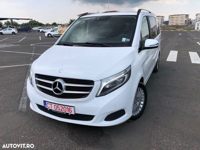 second-hand Mercedes V220 V
