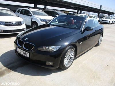 second-hand BMW 320 Cabriolet i 2.0i 170CP posibil in rate fara avans