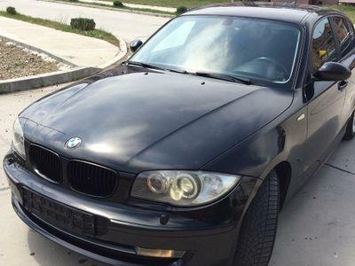 second-hand BMW 118 seria d an 2008 143cp facelift