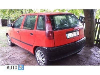 second-hand Fiat Punto Cabriolet