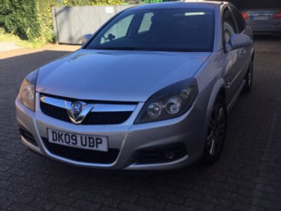 used Opel Vectra