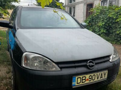 second-hand Opel Corsa c 1.7diesel