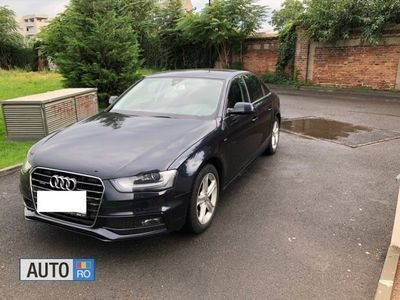 second-hand Audi A4 V6