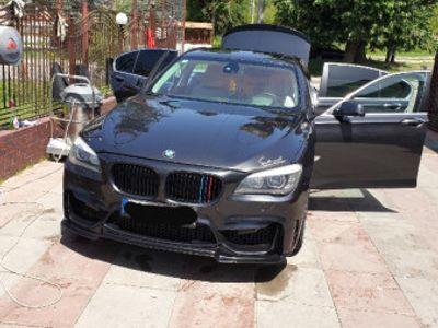 second-hand BMW 740 D
