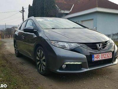 second-hand Honda Civic Tourer