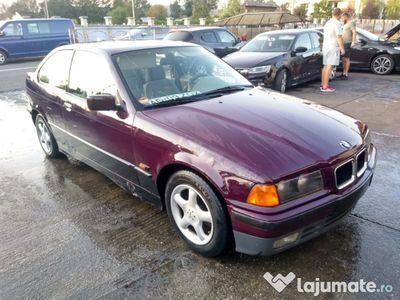 second-hand BMW 316 Compact E36
