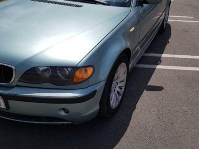 second-hand BMW 318 e46 D