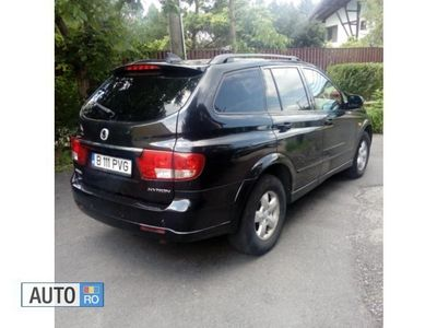 second-hand Ssangyong Kyron DID
