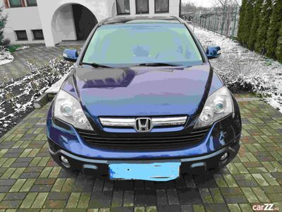 second-hand Honda CR-V iii 2.0 i-vtec executive(150 hp) 2007