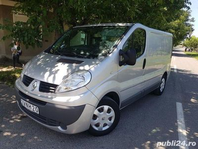 second-hand Renault Trafic euro 5