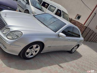 second-hand Mercedes E270 - Benzan 2005, AC - clima, full options