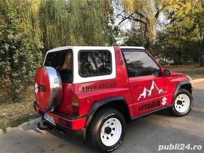 second-hand Suzuki Vitara - Schimb cu Grizzly King Quad sau Polaris