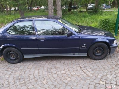 second-hand BMW 318 Compact TDS