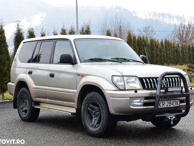 second-hand Toyota Land Cruiser 90