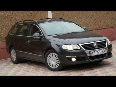second-hand VW Passat - an 2007, 1.9 Tdi (Diesel)