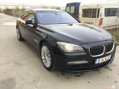 second-hand BMW 740 d xDrive pachet M an 2012